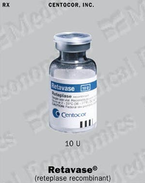 Reteplase Patient Information Description Dosage And